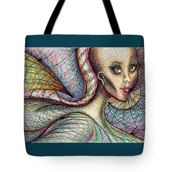 Exposed Tote Bag by Danielle R T Haney