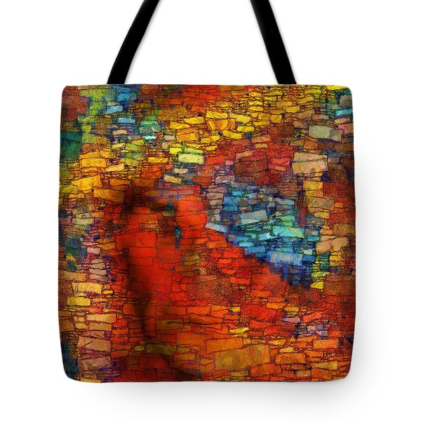 Extrusion Tote Bag by RochVanh
