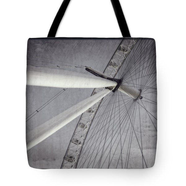 Eye On London Tote Bag