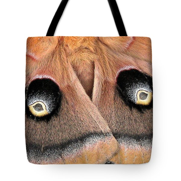 Eyes Of Deception Tote Bag