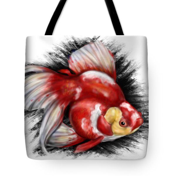 F Ck Nemo Tote Bag by Pete Tapang