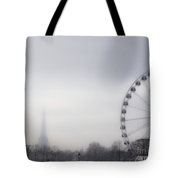 Tote Bag featuring the photograph Fading Away by Victoria Harrington