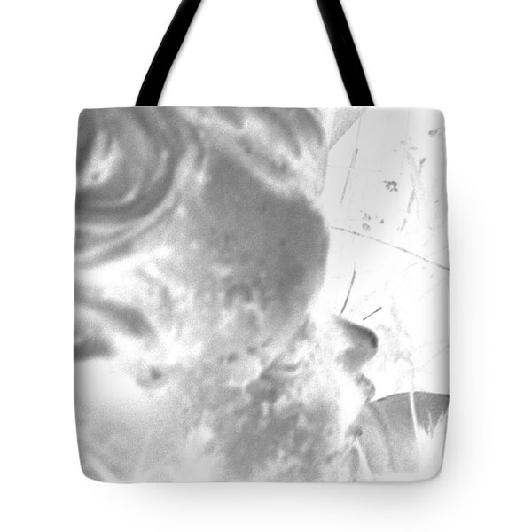 Tote Bag featuring the photograph Fading Memories Of A Baby by Renee Trenholm
