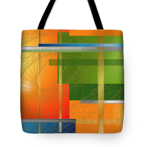 Failing Perspective Limited Edition Tote Bag