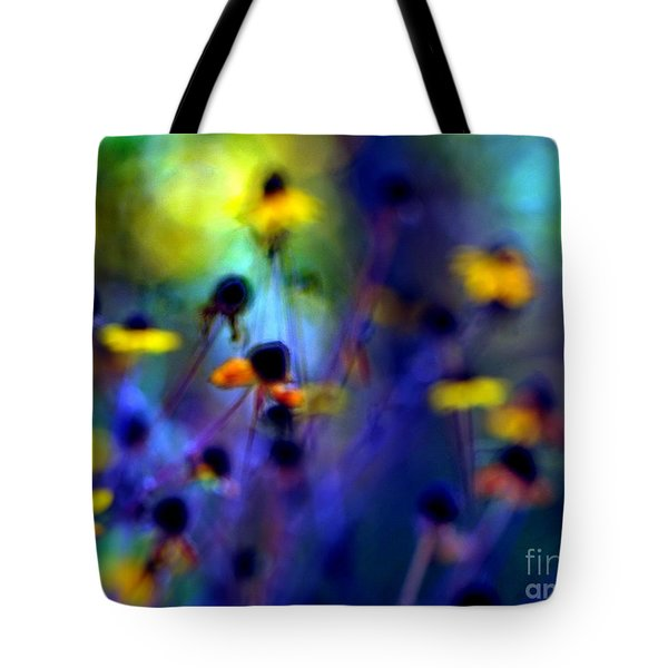 Fairyland Painting Tote Bag by Andrea Kollo