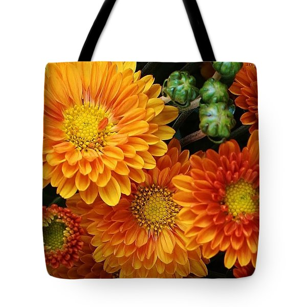 Tote Bag featuring the photograph Fall Colors by Bruce Bley