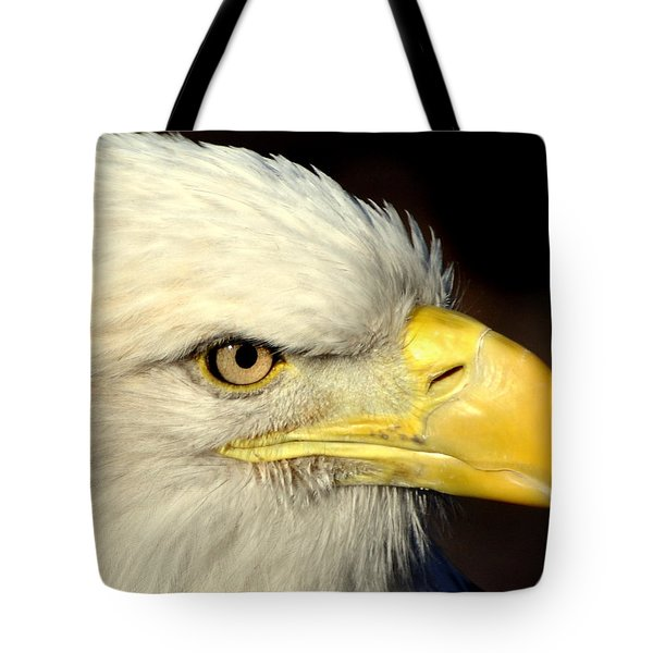 Fall Eagle  Tote Bag by Marty Koch