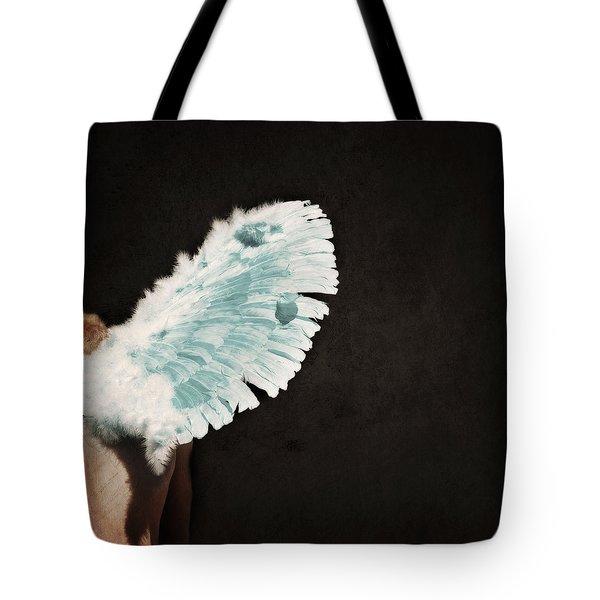 Fallen Tote Bag by Lisa Knechtel