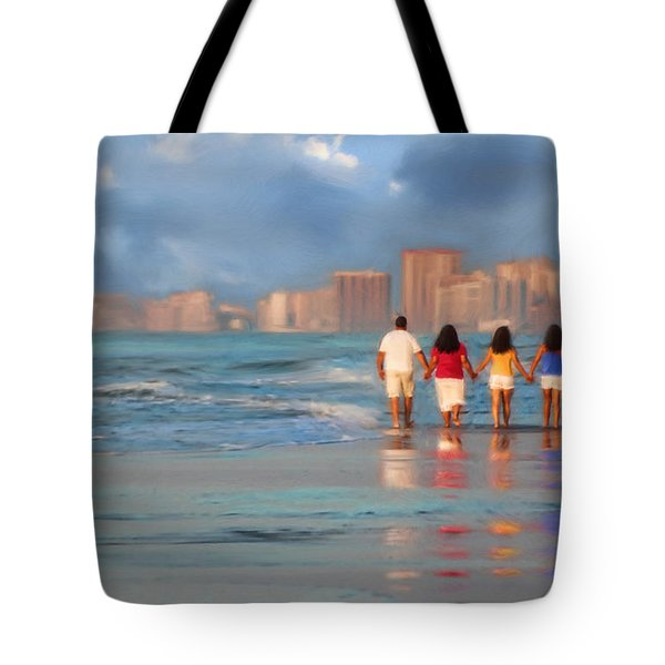 Family Values Tote Bag