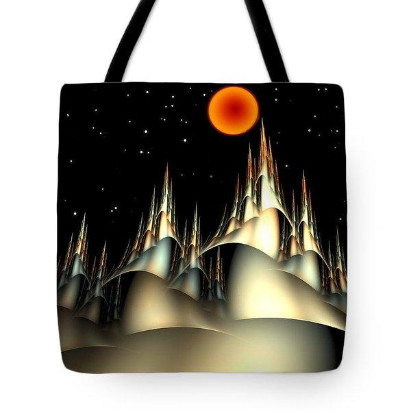 Fantasyland Tote Bag