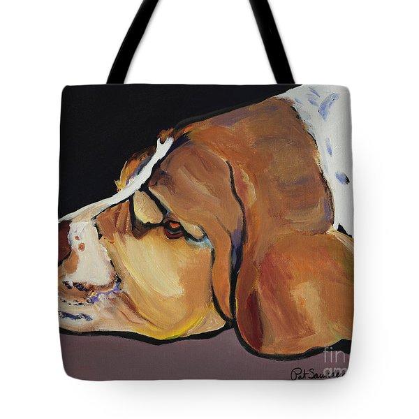 Farley Tote Bag by Pat Saunders-White