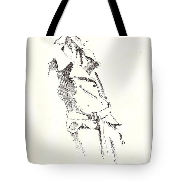 Fashion 1965 One Tote Bag