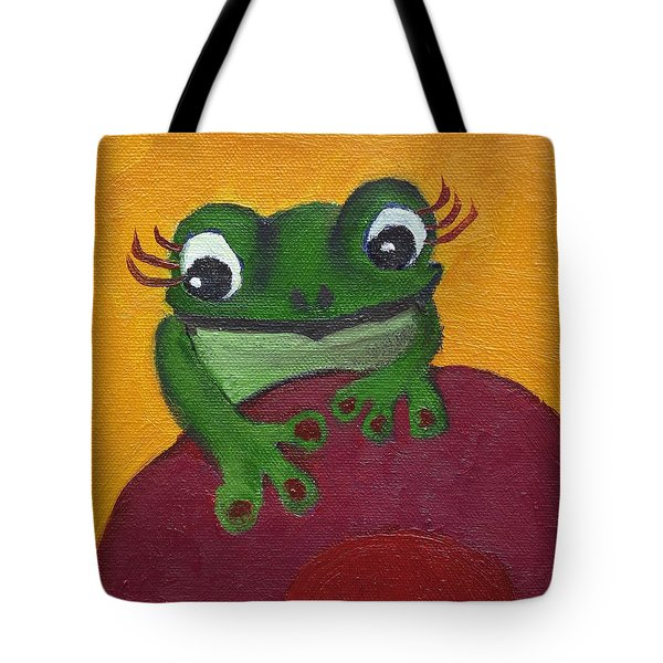 Fashionable Suzanna Tote Bag by Margaret Harmon