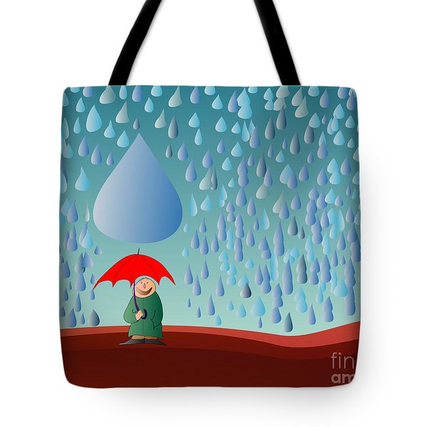 Fate Tote Bag by Michal Boubin