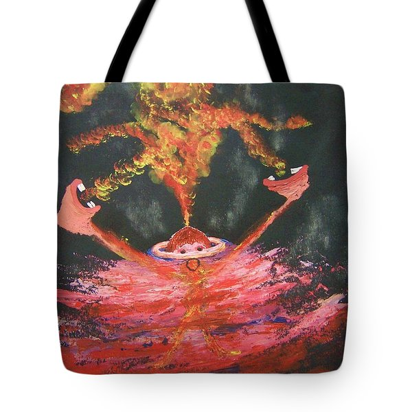 Fearless Rage Tote Bag