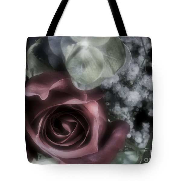 Tote Bag featuring the photograph Feel My Breath by Janie Johnson