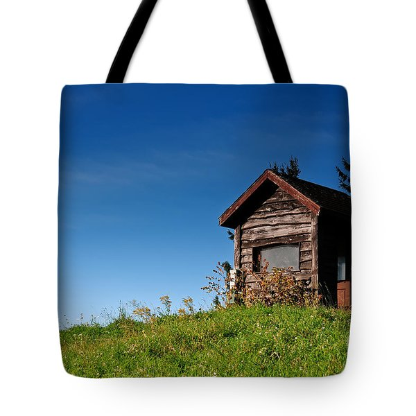 Feel The Breeze Tote Bag by Lois Bryan