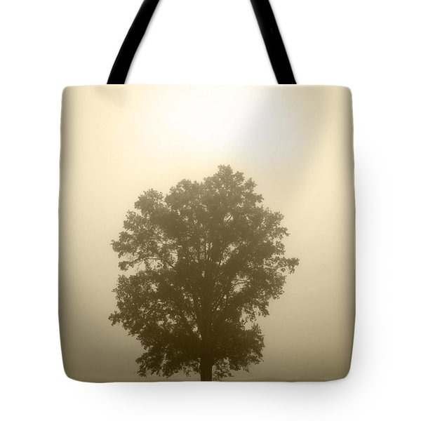 Feeling Small 2 Tote Bag by Amanda Barcon
