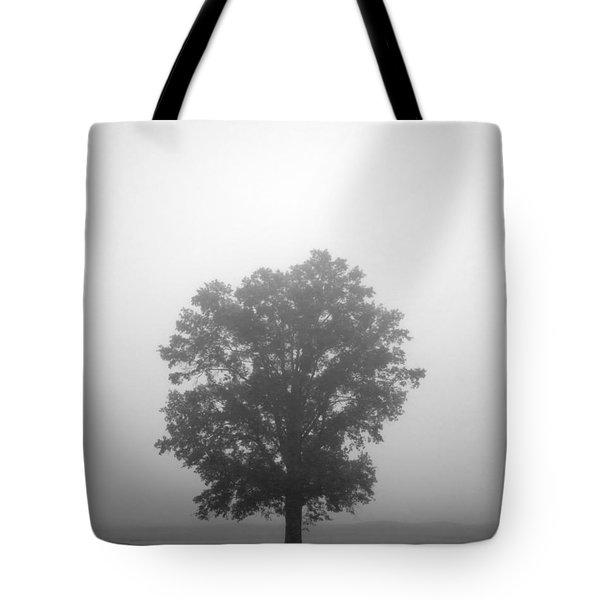 Feeling Small Tote Bag by Amanda Barcon