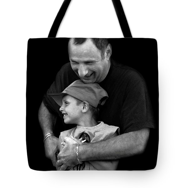 Feeling The Love Tote Bag by Dale   Ford