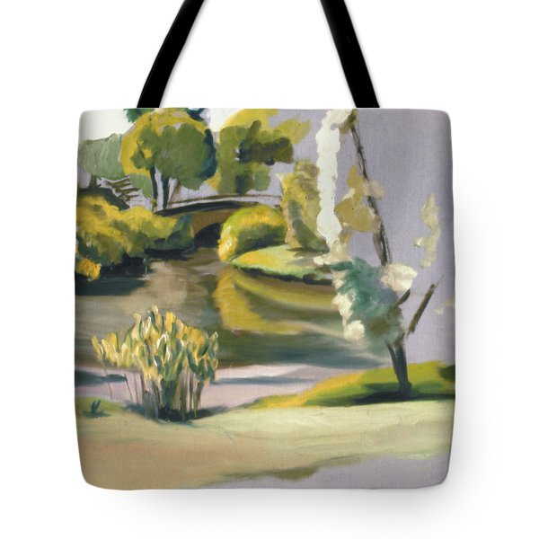 Fenway In Boston 1977 Tote Bag by Nancy Griswold
