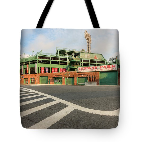 Fenway Park II Tote Bag by Clarence Holmes