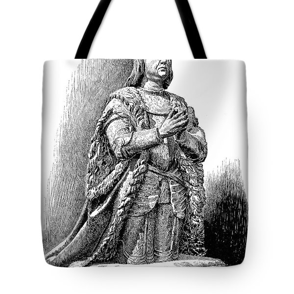 Ferdinand V Of Castile (1452-1516) Tote Bag by Granger