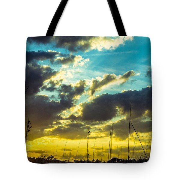 Tote Bag featuring the photograph Fernandina Beach by Shannon Harrington