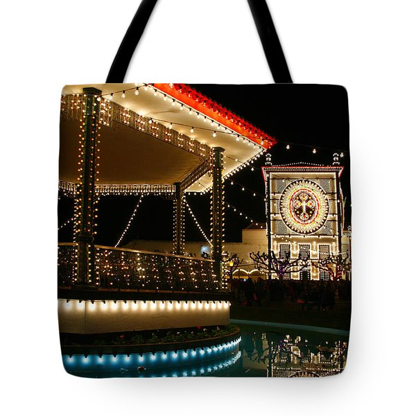 Festival In Azores Tote Bag by Gaspar Avila