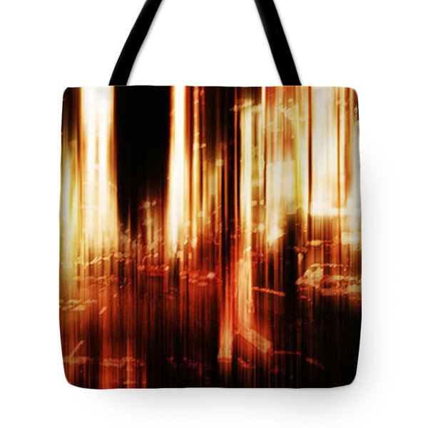 Fever Tote Bag by Andrew Paranavitana