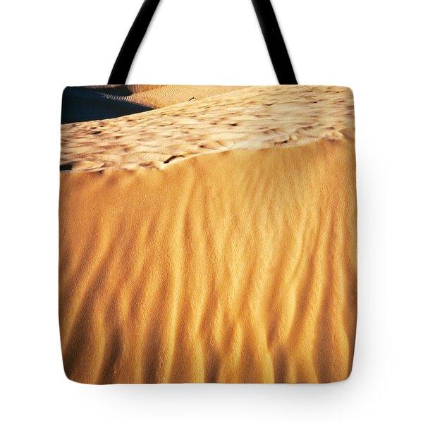 Fiery Desert I Tote Bag