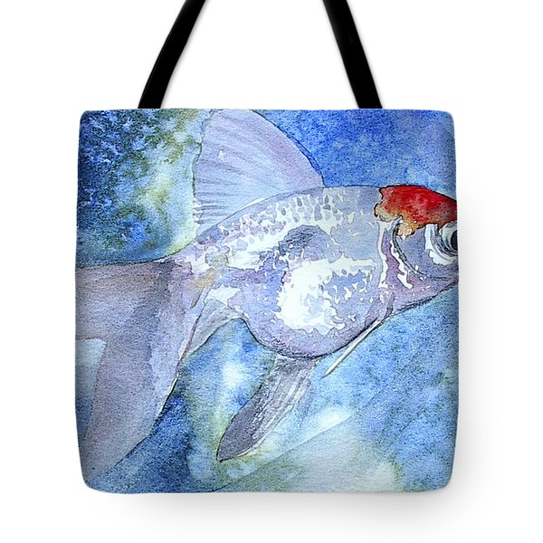 Fillet Tote Bag by J Vincent Scarpace