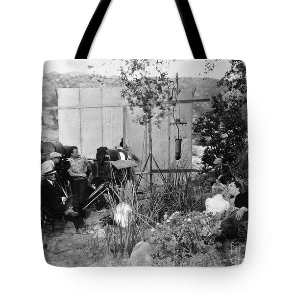 Film: Abraham Lincoln, 1930 Tote Bag by Granger
