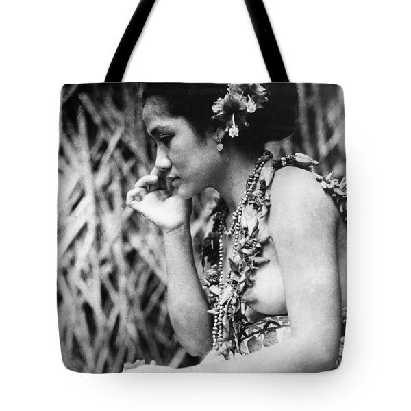 Film: Moana, 1926 Tote Bag by Granger