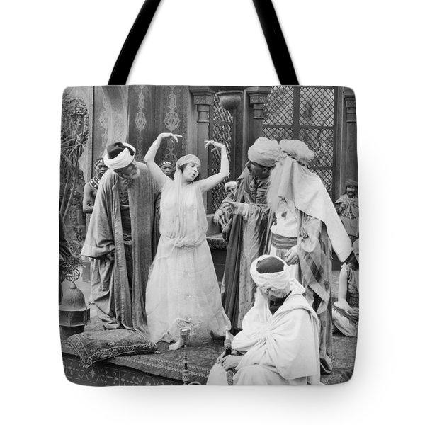 Film Still: Harem Tote Bag by Granger