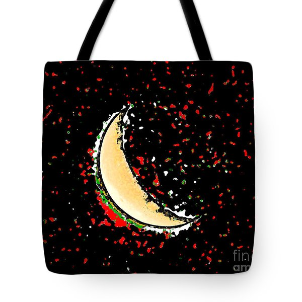 Final Frontier Fiesta Tote Bag by Al Powell Photography USA