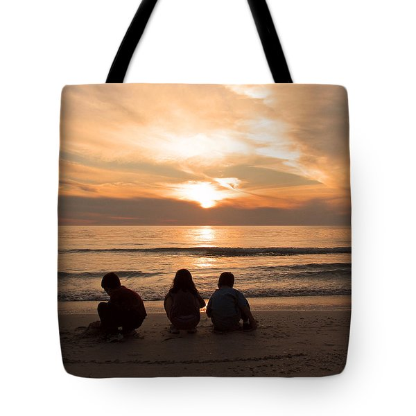 Final Touch Tote Bag