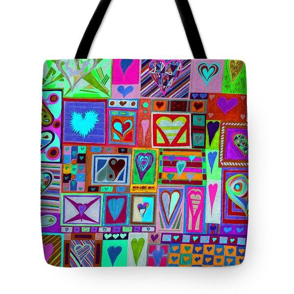 find U'r love found v1 Tote Bag