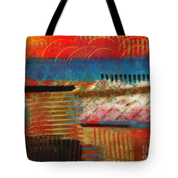 Finding My Way Tote Bag by Angela L Walker