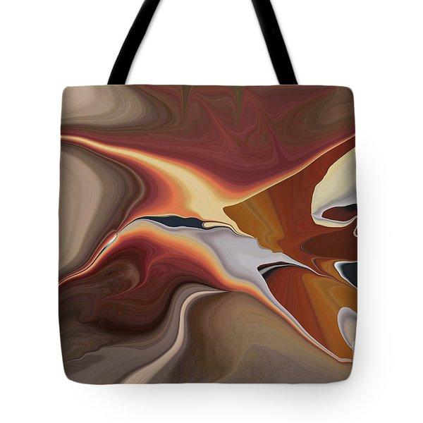 Finding Your Way Tote Bag by Deborah Benoit