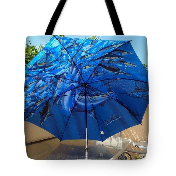 Fine Art Umbrella Tote Bag