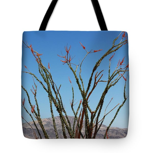 Fingers To The Sky Tote Bag