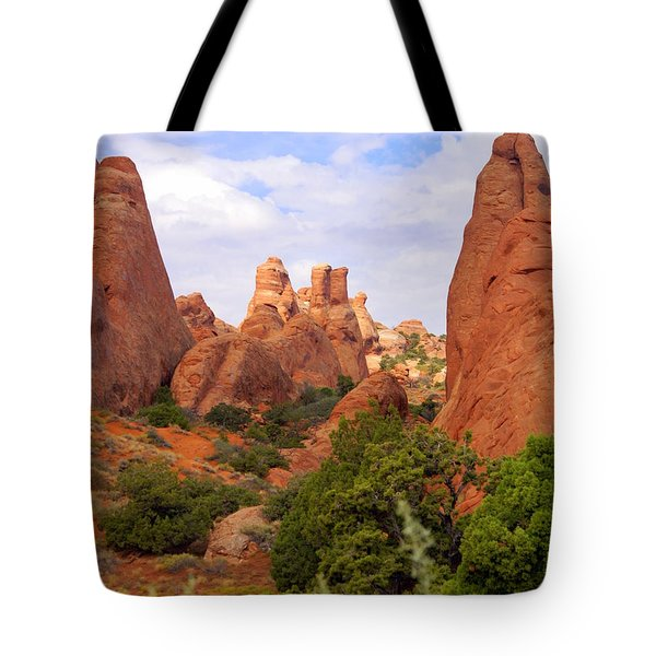Fins Tote Bag by Marty Koch