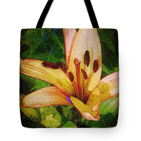 First Asiatic  Tote Bag by Chris Berry