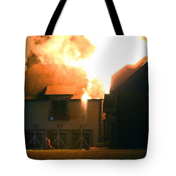 First Responders Tote Bag