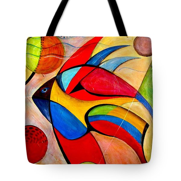 Fish IIi Tote Bag