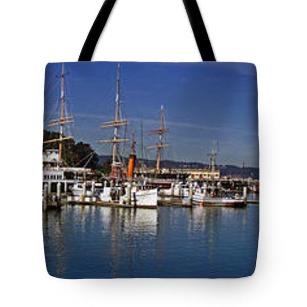 Fisherman's Wharf Tote Bag