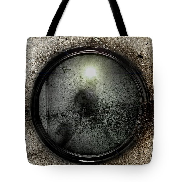 Flash Present Future Tote Bag by Yhun Suarez