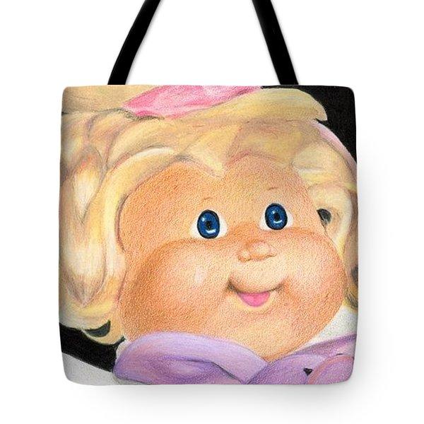 Flea Market Toy Series 1 Tote Bag