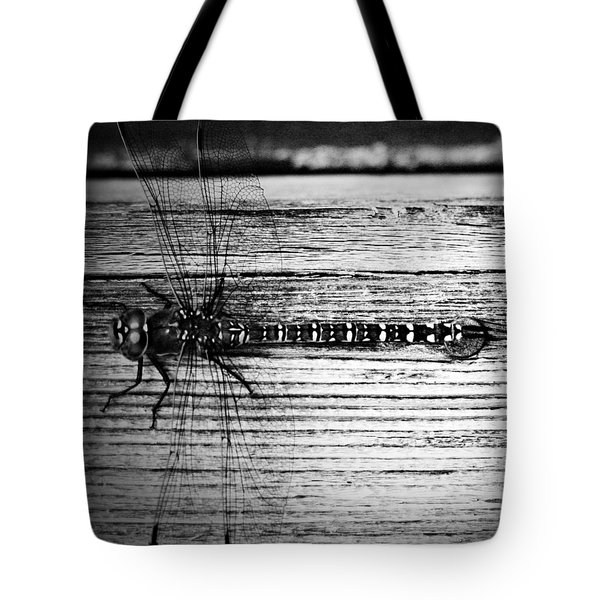 Flight Of The Dragoon Tote Bag by Jerry Cordeiro